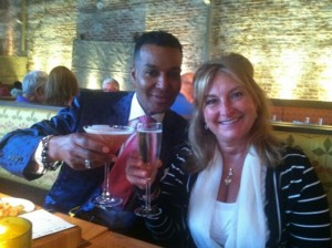 International Man of Style Dwight Eubanks is launching a spirits collection with Local Choice.