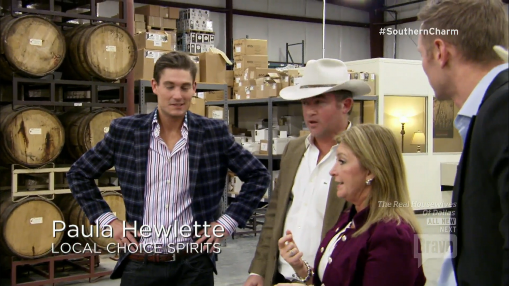 Local Choice CEO Pixie Paula makes an appearance on Bravo's Southern Charm.