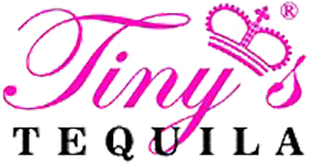 Tiny's Tequila Logo Website