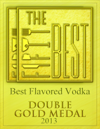 TheFiftyBest_DoubleGoldMedal_Flavored_Vodka_2013