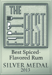 TheFiftyBest_SilverMedal_SpicedRum_2013