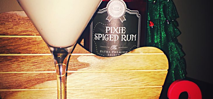 Naughty or Spice Eggnog